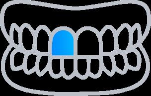 Один зуб