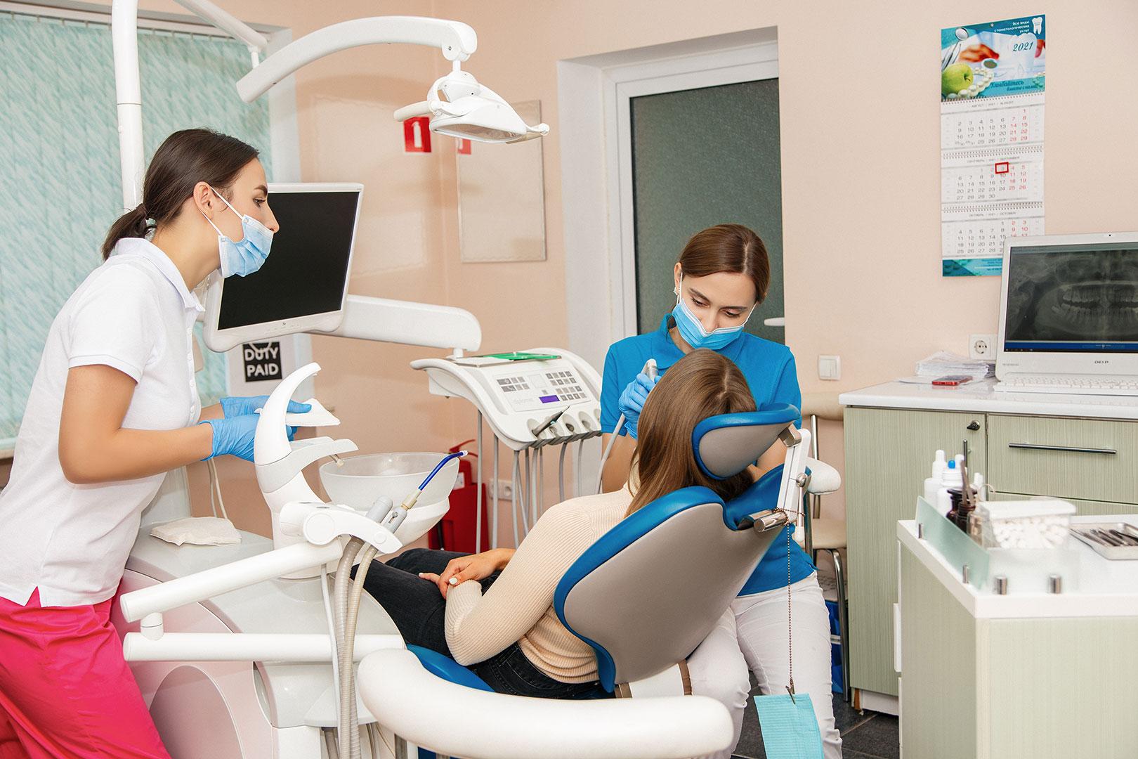 Стоматология в  Симферополе